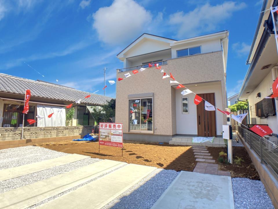 【KEIAI】 - FiT- 東松山市松葉町3期